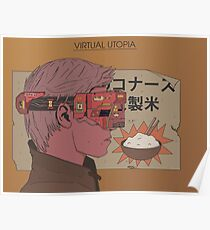Virtual Utopia Poster