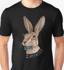 Mr Hare Is Faster Unisex T-Shirt