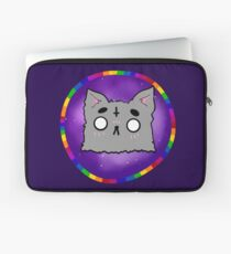 Mittens the Space Cat Laptop Sleeve