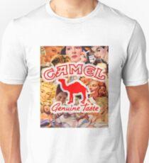 Camel Cigarette Babes Unisex T-Shirt