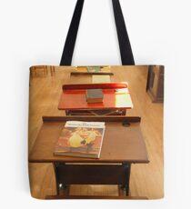 one row Tote Bag
