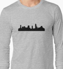 city - plain Long Sleeve T-Shirt