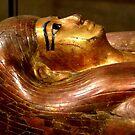 Detail of Sarcophagus by annalisa bianchetti