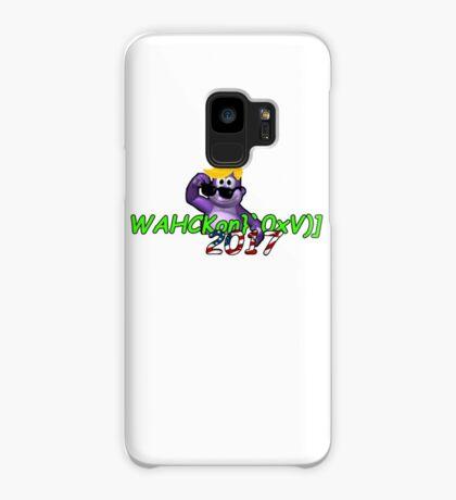 """WAHCKon['V""""} Case/Skin for Samsung Galaxy"""