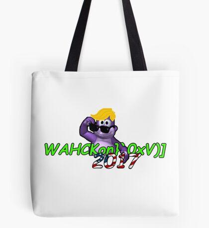 """WAHCKon['V""""} Tote Bag"""