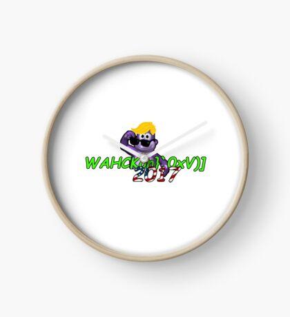 """WAHCKon['V""""} Clock"""