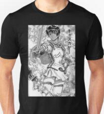 Berserk - Manga Warlord Casca Unisex T-Shirt