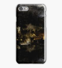 Bywater and the scouring of the Shire iPhone Case/Skin