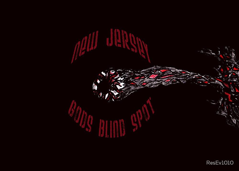 New Jersey {God's Blind Spot} by ResEv1010