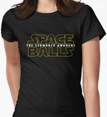 spaceballs Women's Fitted T-Shirt