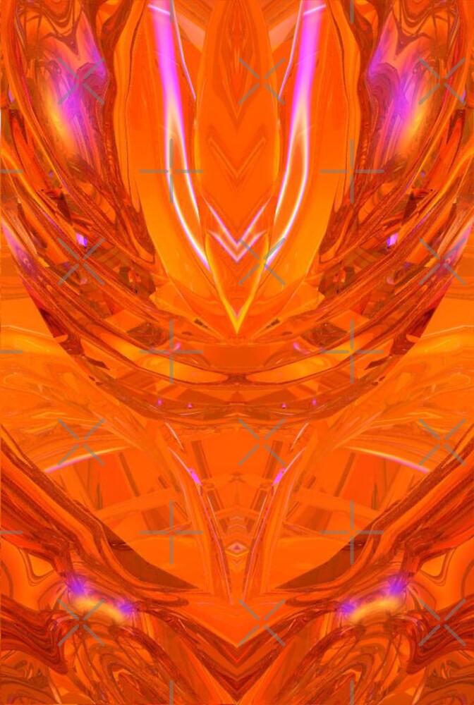 Phoenix by Rhonda Blais