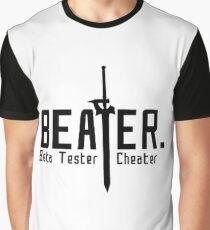Sword Art Online - Be a Beater! Shirt Graphic T-Shirt