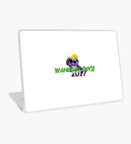 "WAHCKon['V""} Laptop Skin"
