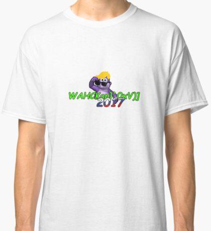 """WAHCKon['V""""} Classic T-Shirt"""