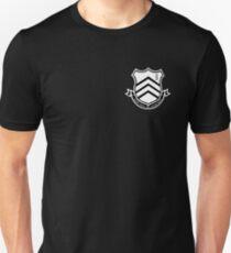 Shujin Academy crest - corner print Unisex T-Shirt