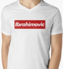 Ibrahimovic - Supreme Style Men's V-Neck T-Shirt