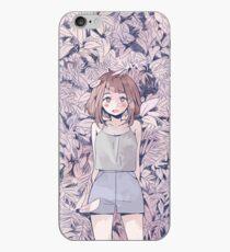 Boku No Hero Academia - Ochako Cover iPhone Case