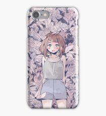 Boku No Hero Academia - Ochako Cover iPhone Case/Skin