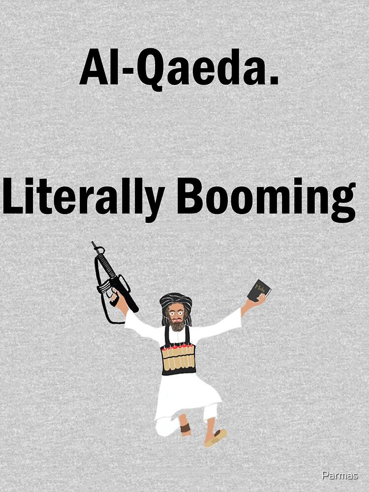 Al-qaeda by Parmas