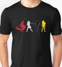 RWBY Girls Line Up Unisex T-Shirt