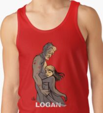 Logan Wolverine Tank Top