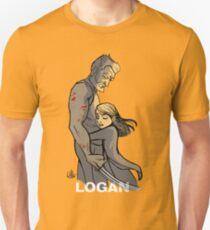 Logan Wolverine Unisex T-Shirt