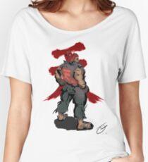 Street Fighter Akuma Women's Relaxed Fit T-Shirt