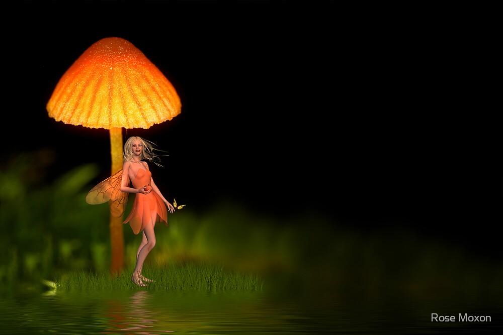 Fairie Glow - Rose & Steve Axford by Rose Moxon