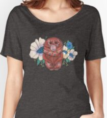 Monkey from Kubo and the two strings Women's Relaxed Fit T-Shirt