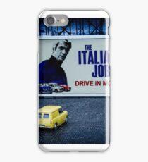 Drive in movie iPhone Case/Skin