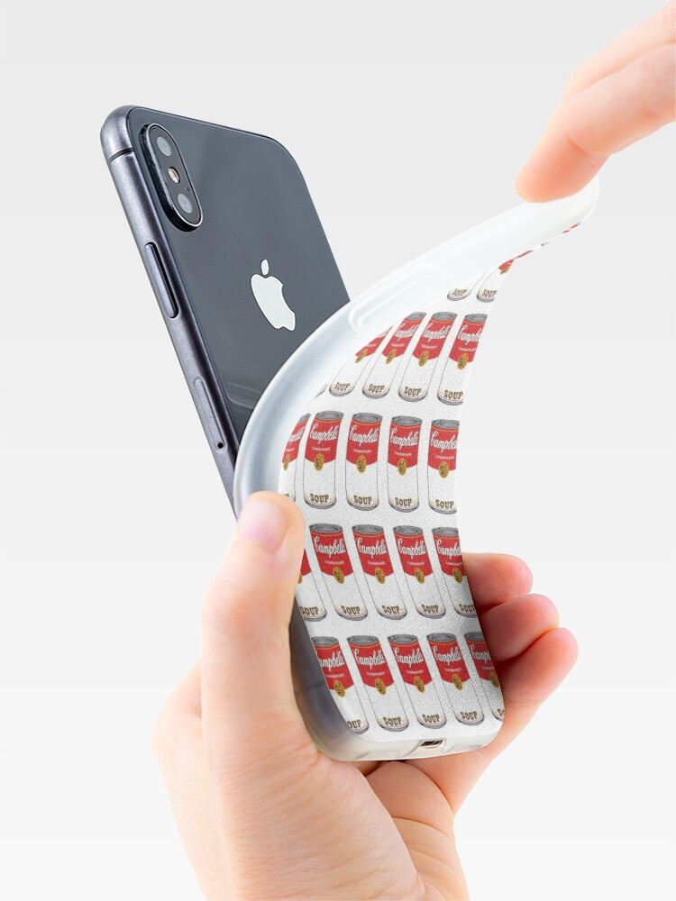 Alternate view of Campbell Soup iPhone Case & Cover