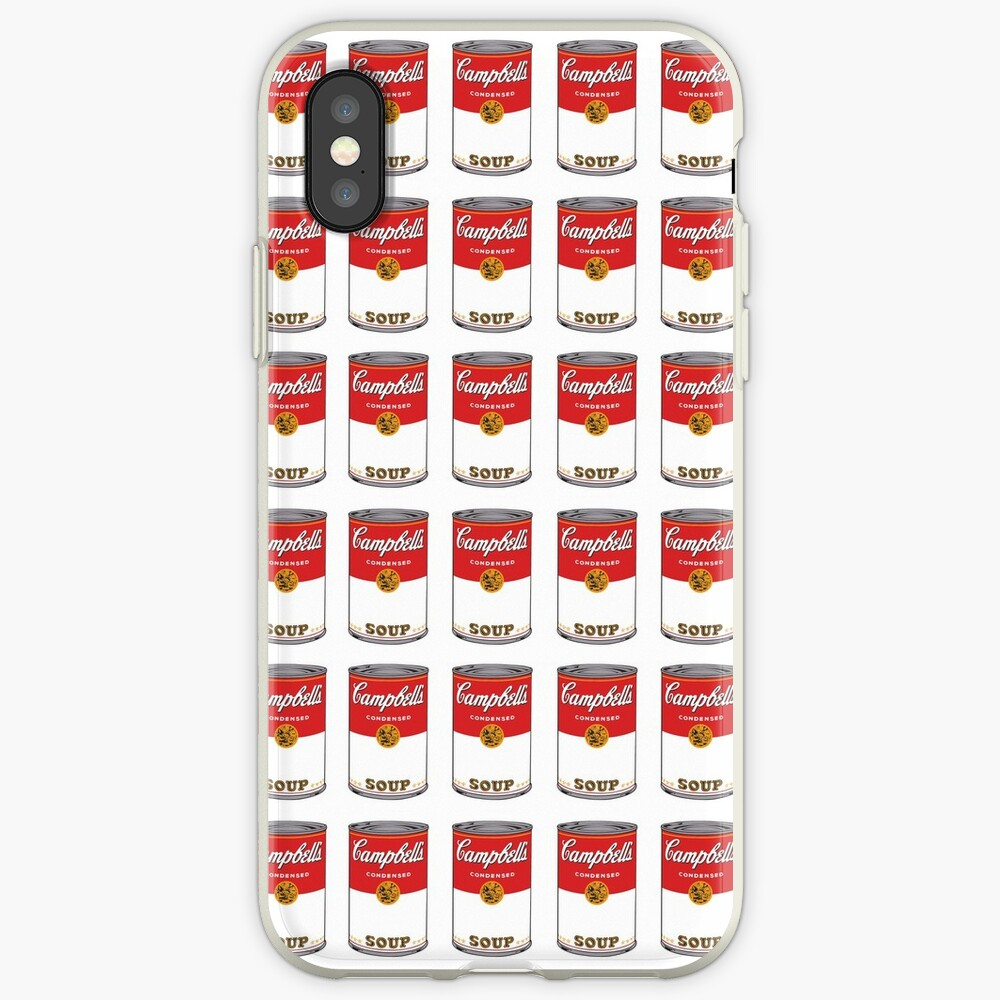 Campbell Soup iPhone Case & Cover