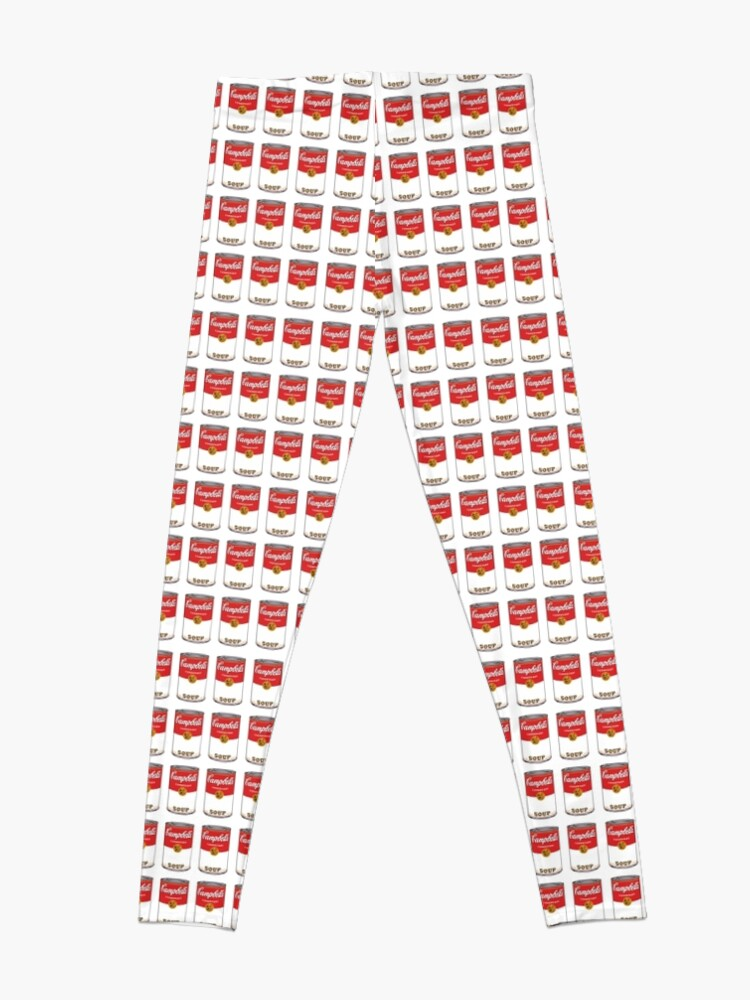 Alternate view of Campbell Soup Leggings
