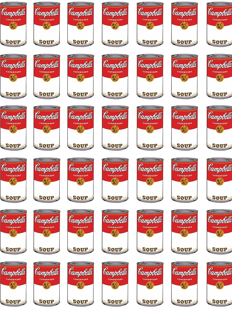 Campbell Soup by wolfncat