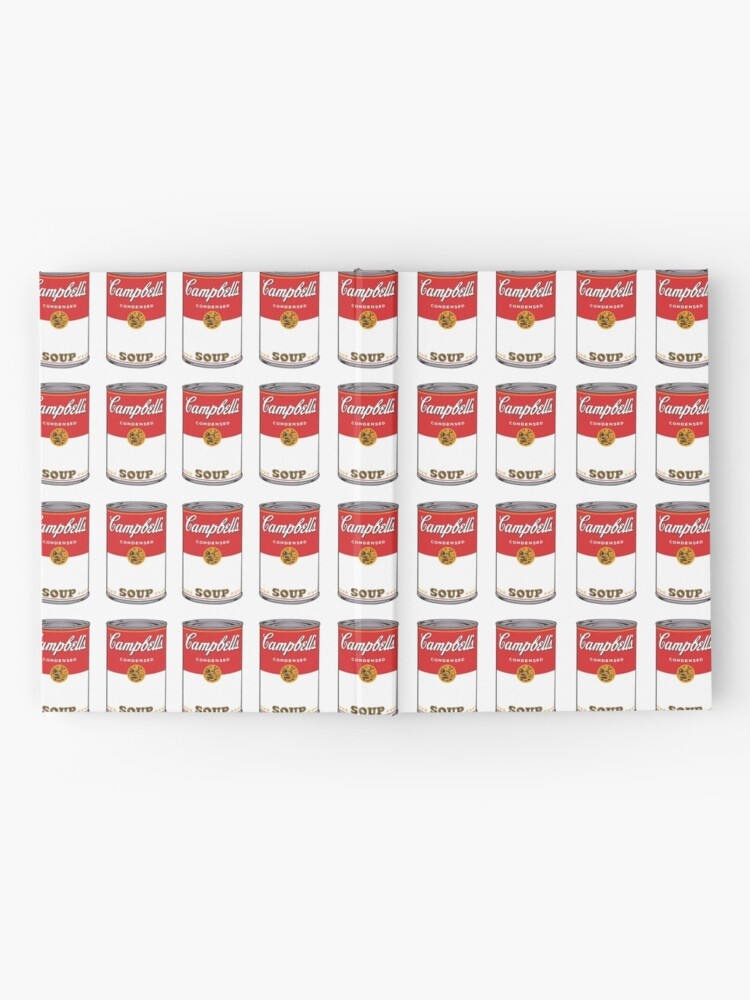 Alternate view of Campbell Soup Hardcover Journal