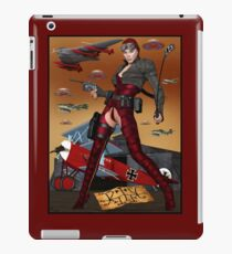 UFO Witch Red Baroness iPad Case/Skin