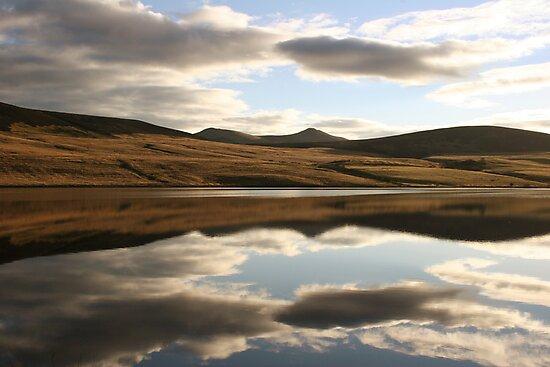 Harlaw Mirror by Scott Liddell