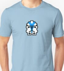 501st Clone Trooper 8bit T-Shirt