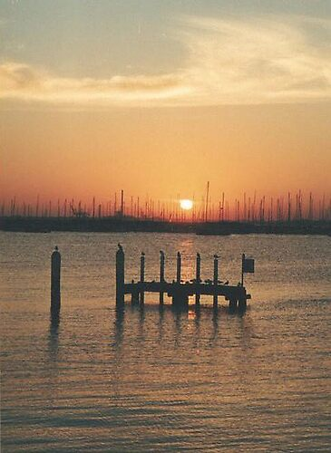 St Kilda Sunset by GetCarter