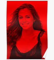 Eliza Dushku - Celebrity (Smiley Pose) Poster
