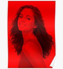 Eliza Dushku - Celebrity (Stylish Pose) Poster