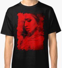 Eliza Dushku - Celebrity (Thinking Pose) Classic T-Shirt