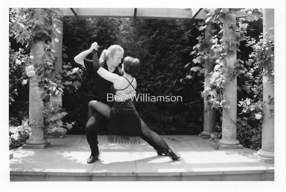 Sidewalk Tango 2 by Bee Williamson