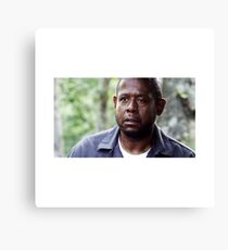 Forest Whitaker Eye Canvas Print
