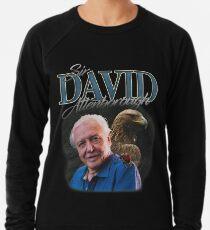 Sir David Attenborough Leichter Pullover
