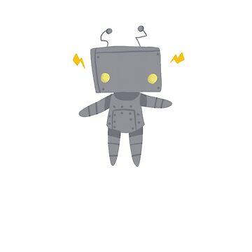 Sparky The Robot de AlexisCreations