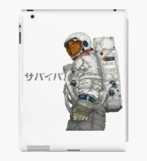 Astronaut Manga iPad Case/Skin