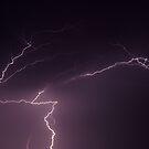 Zig Zag Lightning by Henry Plumley