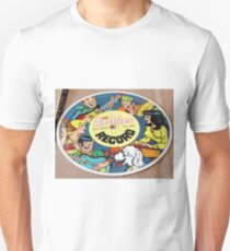 Archies paper Record Picture Disc Unisex T-Shirt