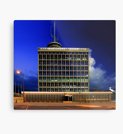 Fremantle Port Authority Building  Metal Print